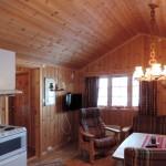 Stue i hytten